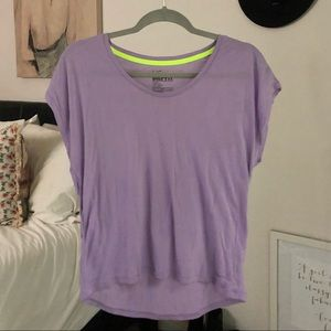Nike Purple Dri-Fit T-Shirt